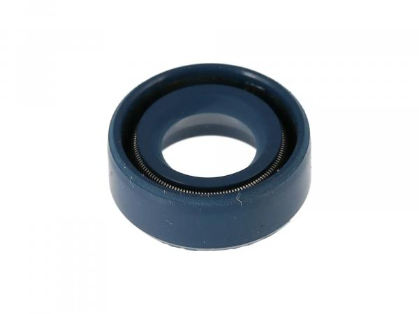Wellendichtring 10x19x07, blau - Simson AWO - MZ ES - IWL TR150 Troll