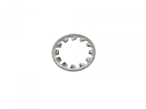 Toothed lock washer I 17-FSt-A4K (DIN 6797) - Internal teeth - 17.5 x 26 - 1.2
