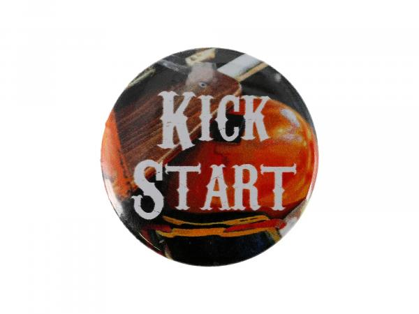 10069610 Button KICKSTART - Bild 1