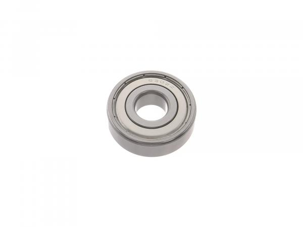 Ball bearing 6302 C3 2Z, wheel bearing - MZ ETZ, TS, ES