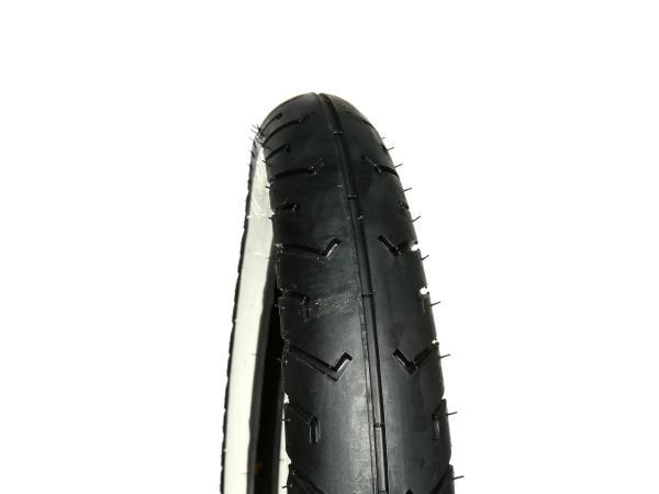 White wall tyre 2,50 x 16 Mitas MC2