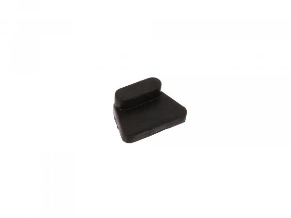 1x rubber support body for right-hand panelling (side cover) - for ETZ