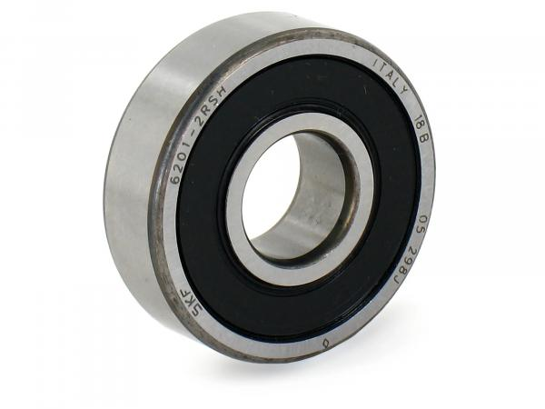 Ball bearing 6201 2RSH (DDU)