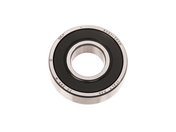 Ball bearing 6001 2RSH (DDU)