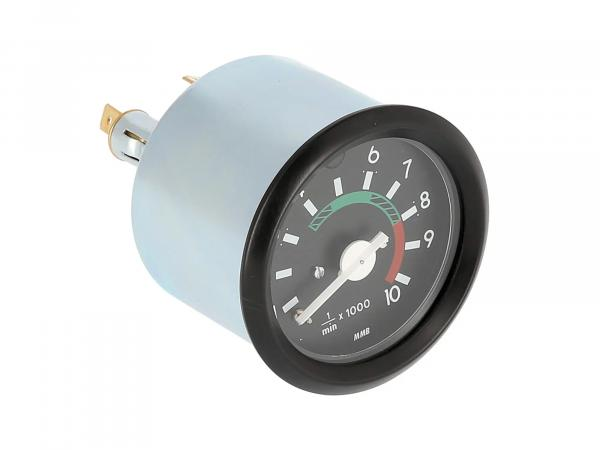 Tachometer Ø60 with high beam control