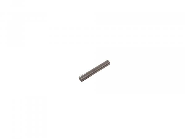 Notched pin for bearing - speedo drive on generator cover, 3 x 20 - for Simson S51, S70, S53, S83, SR50, SR80