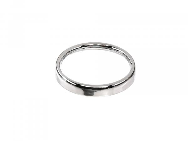 speed ring Ø80mm, chrome for speedo ES125, ES150, ES175, ES250, ES300