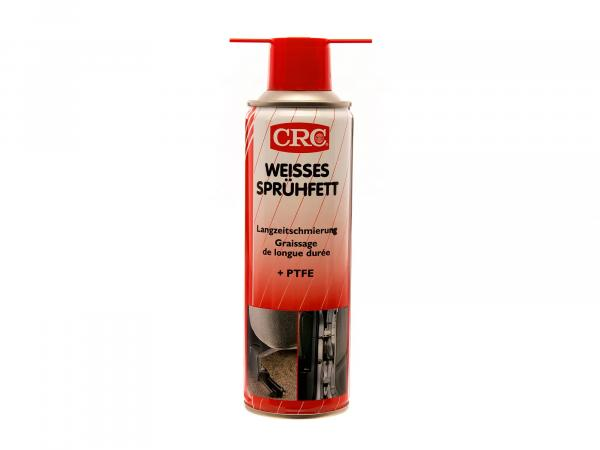 Spray Grease CRC, White with Teflon - 300ml Spray