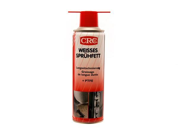 Sprühfett CRC, Weiß mit Teflon - 300ml Spray