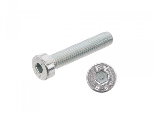 Hexagon socket head cap screw, low head M5x25 - DIN7984