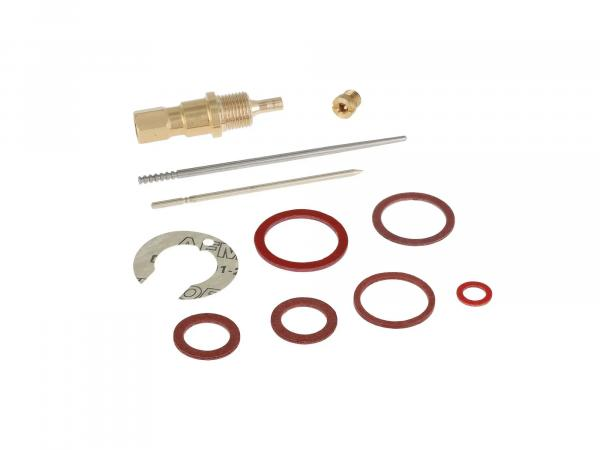 Repair kit carburettor 24 KN 1-1, N241-1 (11 pieces) - for IWL SR56 Wiesel, SR59 Berlin
