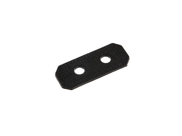 10000665 Gummi - Abdeckung für Schaltstange - Simson SR50, SR80 - Bild 1
