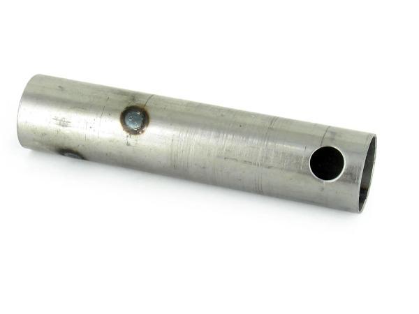 10038899 Griffrohr ohne Gummi, Innenzug-Gasdrehgriff - für Simson KR51 Schwalbe, SR4-2, SR4-3, SR4-4 - Bild 1