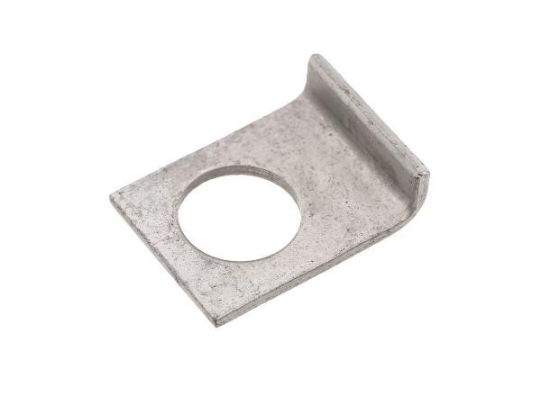 Sicherungsblech Schwinge - für Mofa SL1