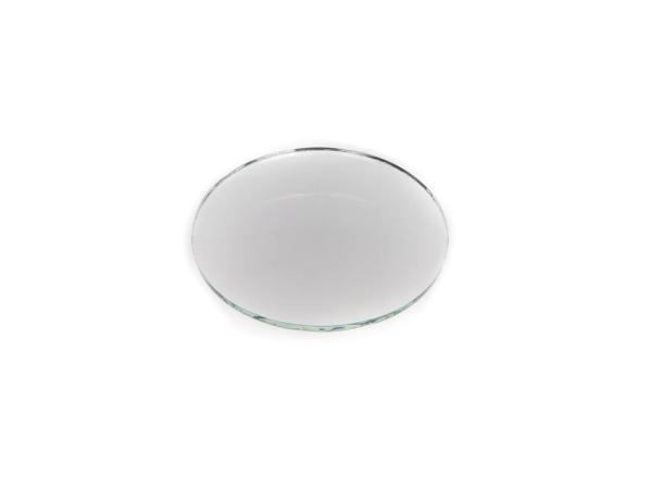 Tachoglas - Tachometerglas - gewölbte Version - für Rundtacho Ø48mm