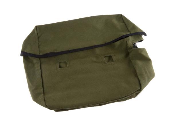 Tarnbezug (Segeltuchhülle) für Packtasche mit Spaten - für MZ TS250