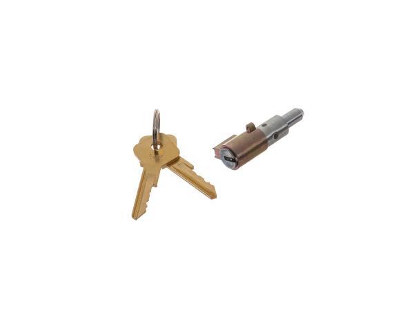 Handlebar lock - Simson Duo