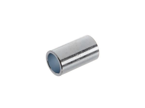 Abstandshülse verzinkt, 17x22x37,5mm - MZ ES175, ES250, TS250