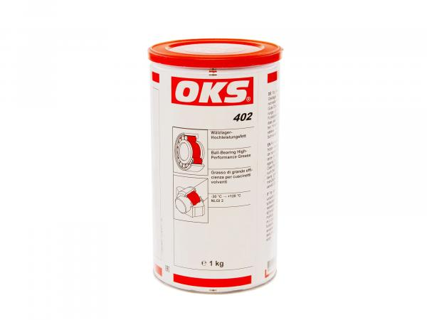 OKS grease can roller bearing grease 1000g