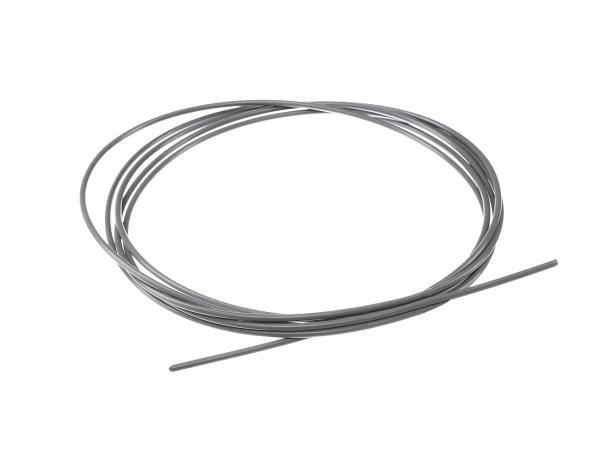 Bowdenzughülle grau Ø3,0mm (5 Meter) - für MZ, AWO, IWL, EMW, RT