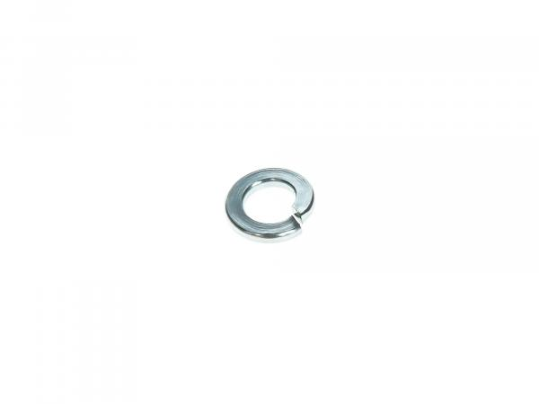 Washer - B6 Spring washer 6.1 galvanised, Form B, DIN 127