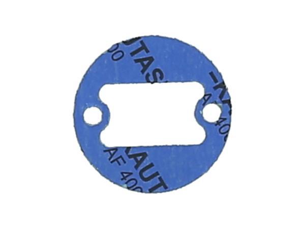 10069222 Dichtung aus Kautasit 1,0mm stark für Deckel zum Kupplungsdeckel - für Simson S50, Schwalbe KR51/1, SR4 Vogelserie, SR1, SR2, KR50 - Bild 1