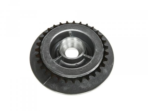 Chain wheel driver, 31 tooth without ball bearing - for Simson SR50, SR80