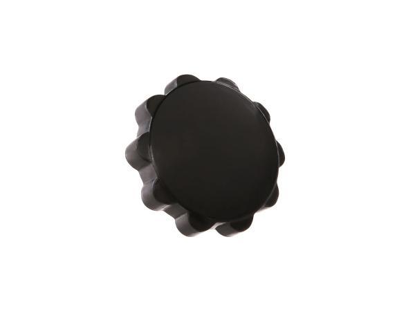 10057348 Regulierschraube für Steuerungsdämpfer, schwarz ES175, ES175/1, ES175/2, ES250, ES250/1, ES250/2, ES300 - Bild 1