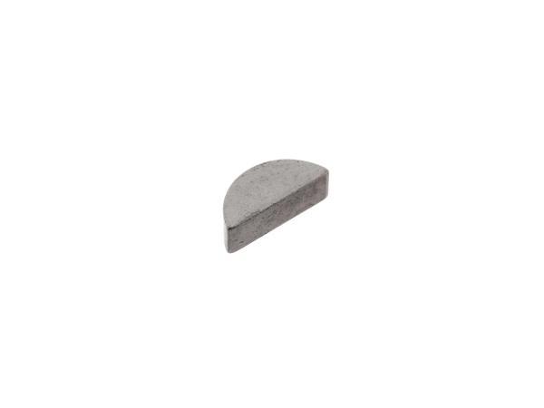 Scheibenfeder (Halbmond) 5x6,5-St (DIN 6888) - pass. für AWO 425T, 425S