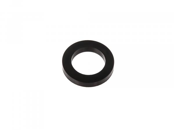 Rubber disc to cover the wheel bearing - for Simson S51, S50, SR50, Schwalbe KR51, SR4