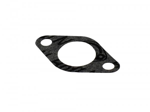Insulating flange gasket 0.5mm thick, 21mm passage