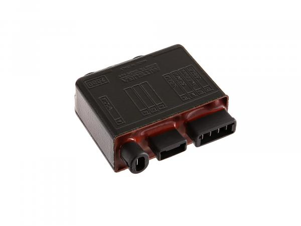 Ignition control unit textured paint black - Simson 125