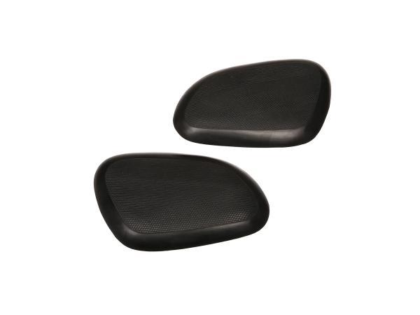 Set knee cushion black - for ES125, ES150