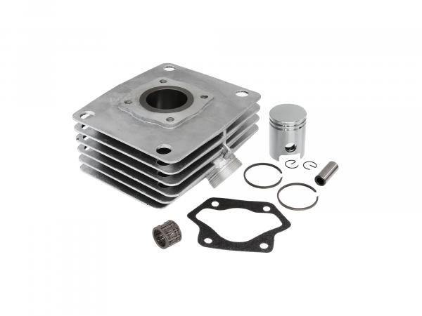 Set: cylinder + piston + needle bearing, 50ccm, 60km/h - for Simson S53