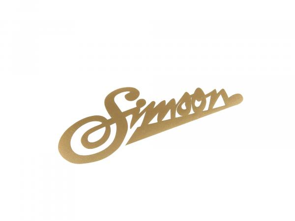 Adhesive foil - SIMSON soft gold