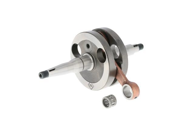 10002356 Kurbelwelle für 50/60ccm Zylinder - für Simson S51, S53, KR51/2 Schwalbe, SR50 - Bild 1