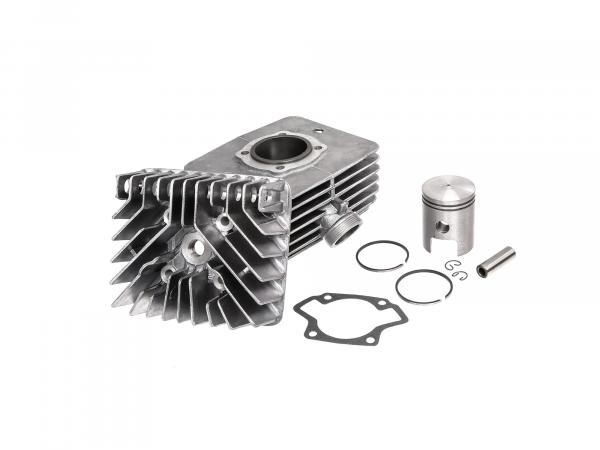 Set: Zylinder + Kolben + Zylinderkopf, 63ccm - Simson S50