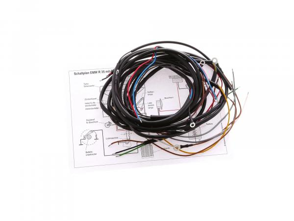 Cable harness EMW R35
