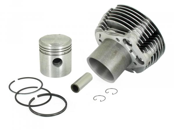 Cylinder (sector cylinder), AWO 425S, (D68,00) with flat piston