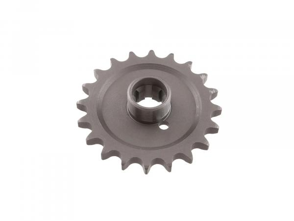 Sprocket on gear 20 teeth TS 250