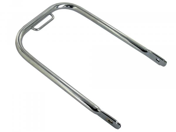 Support bar, long in chrome for carrier - for S50, S51, S70