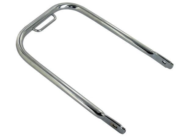 Stützbügel, lang in Chrom für Gepäckträger - für S50, S51, S70