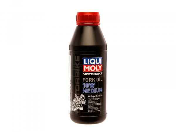 Fork and shock absorber oil Liqui Moly - 0,5l