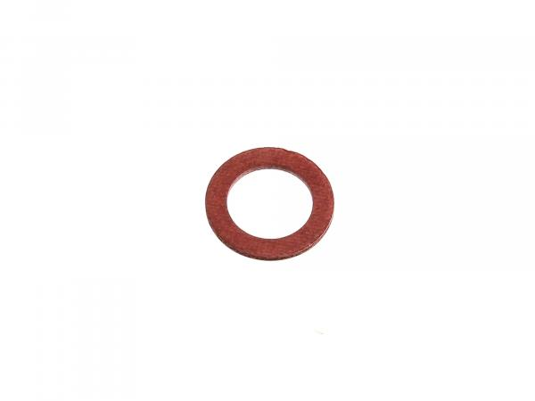 Sealing ring Ø10x15 (fiber) for float needle and screw plug Carburettor EMW