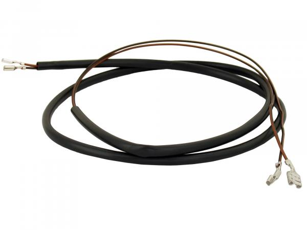 Cable harness for brake light switch, total length 1100mm, Enduro - Simson S50, S51, S53, S70, S83