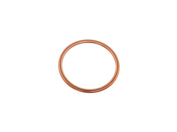Manifold gasket Ø47 x 40 Copper TS250, TS250 /1, ETZ250, ETZ251