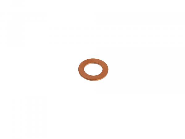 Sealing ring Ø 8x14 (copper filling sealing ring)