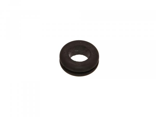 Rubber grommet for frame and knee plate - for IWL TR150 Troll