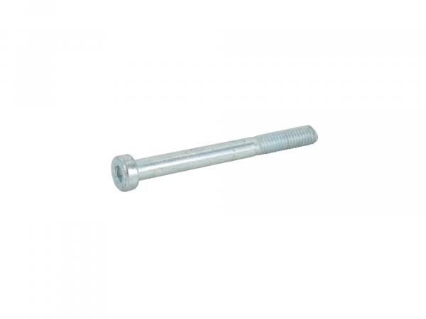 Hexagon socket head cap screw, low head M6x60 - DIN7984