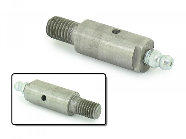 Swing arm bolt fork, with grease nipple - Simson SR1, SR2, KR50